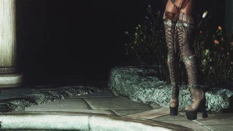 skyrim high heels hdt skyrim tera armor hdt newhairstylesformen2014 com