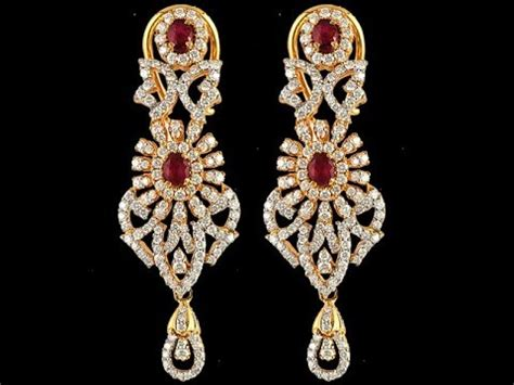 new year 2018 jewellery 70 new models gold earrings designs wear