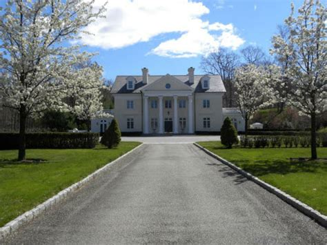 bedford new york estate of the day 19 8 million classic mansion in