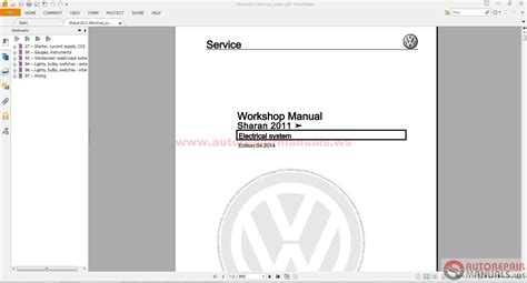 gallery vw sharan workshop manual free download volkswagen sharan 2011 2016 workshop manual auto repair manual forum heavy equipment