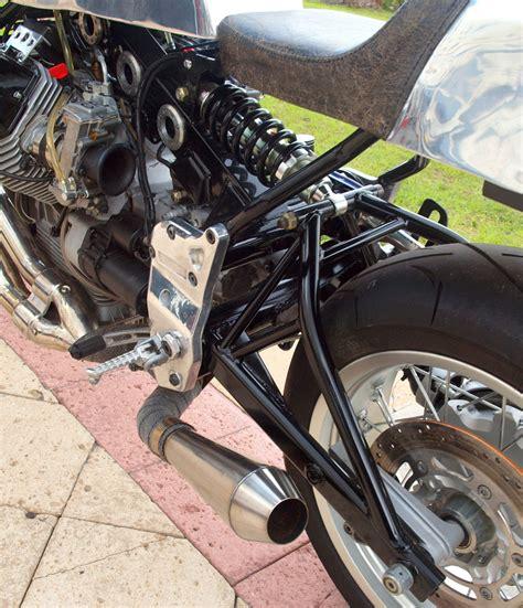 Leheran Kawasaki Rr Mono Stainless Cacing 1 santiago choppers moto guzzi mono shock motorcycle