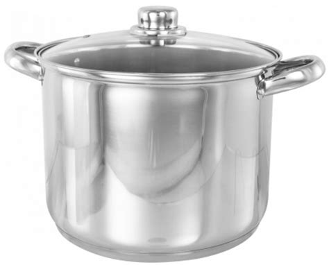 large induction pot buckingham induction large stock pot stockpot stew soup pot 13 5 l stainless steel