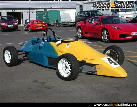 Formula Ford For Sale by Jamun M89 Formula Ford 1600 Race Cars For Sale At Raced