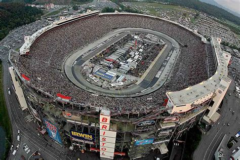 capacity of bristol motor speedway bristol motor speedway the theater of speed