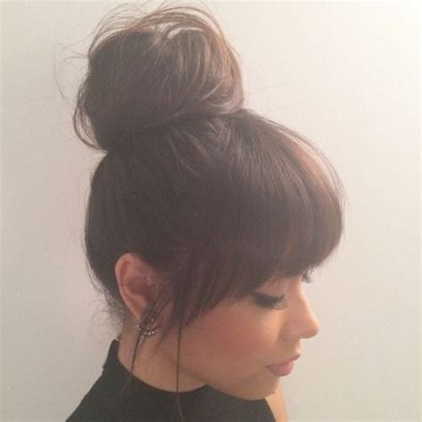 school hairstyles buns 17 best ideas about high buns on bun hairstyles for school and