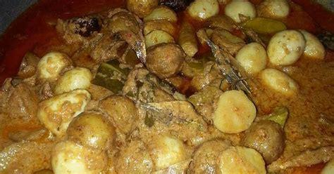 sambalado tanak  resep cookpad