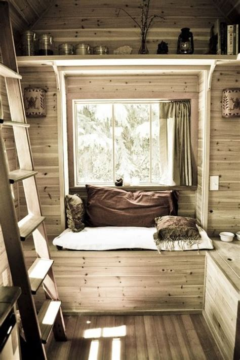 tiny house seating cozy window seats home design jobs