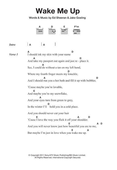 testo lego house me up sheet by ed sheeran lyrics chords
