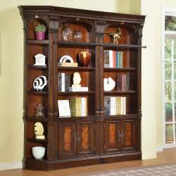 Corner Library Bookcase House Corsica 3 Library Wall Corner Bookcase Antique Vintage Chocolate