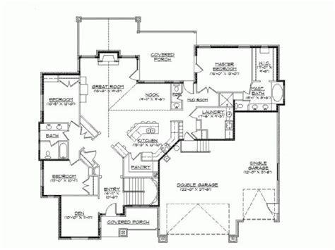 Eplans New American House Plan   Mountain Craftsman