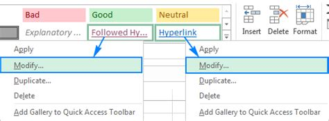format excel as hyperlink hyperlink in excel how to create edit and remove