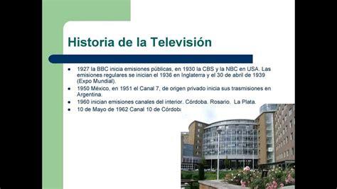 historias y cronopios y 8420406791 historia y evoluci 243 n de la televisi 243 n youtube