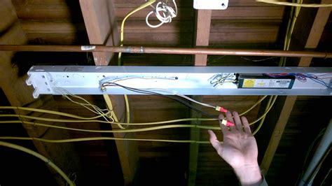 rewire fluorescent light for led fluorescent lights mesmerizing how to wire fluorescent