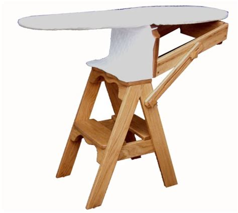Board Chair by Amish Ironing Board Chair Step