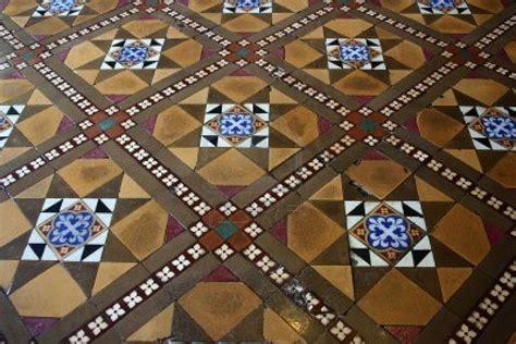 Vintage Retro Floor L Vintage Mosaic Floor Vintage Idea
