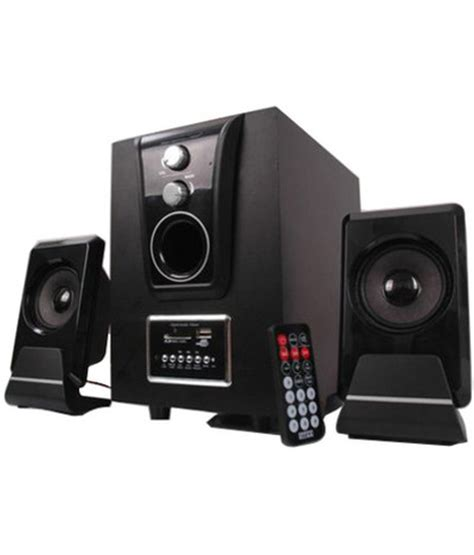 buy intex 2 1 home theatres system at best price in