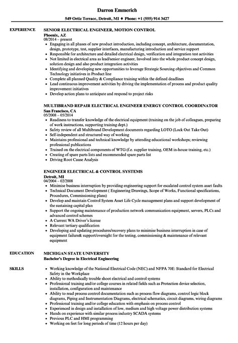 electrical engineer resume template 42 best best engineering