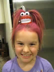Wacky crazy hair day hairstyles i want to do pinterest creative