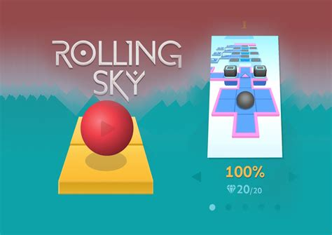 how to get pass level 28 on 100 floors rolling sky level 4 complete 100 all gems gameplay