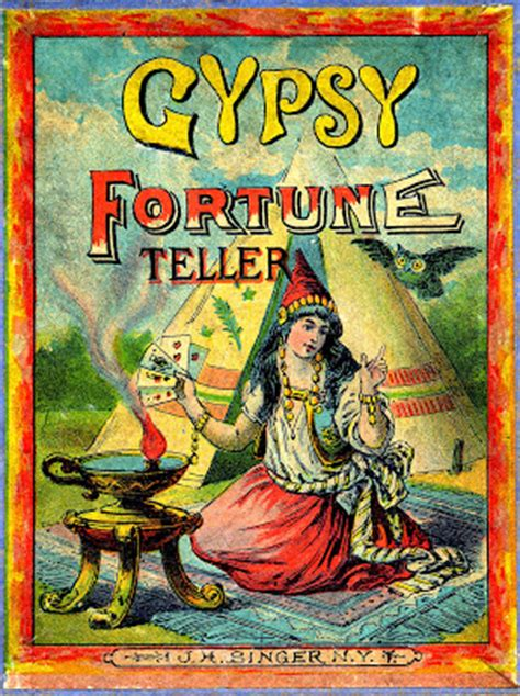 antique graphic gypsy fortune teller  graphics fairy
