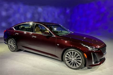 2020 Cadillac Sports Car by 2020 Cadillac Ct5 Makes A Comfy For Luxury