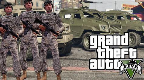 mod gta 5 bodyguard gta 5 mods body guard mod grand theft auto 5 army mod