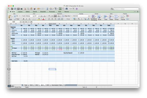 Real Estate Valuation Spreadsheet by Commercial Real Estate Investment Spreadsheet Real