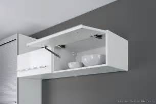 Lift Hinges For Kitchen Cabinets Pictures Of Kitchens Modern White Kitchen Cabinets