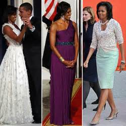Celebrity fashion first lady of fashion michelle obama