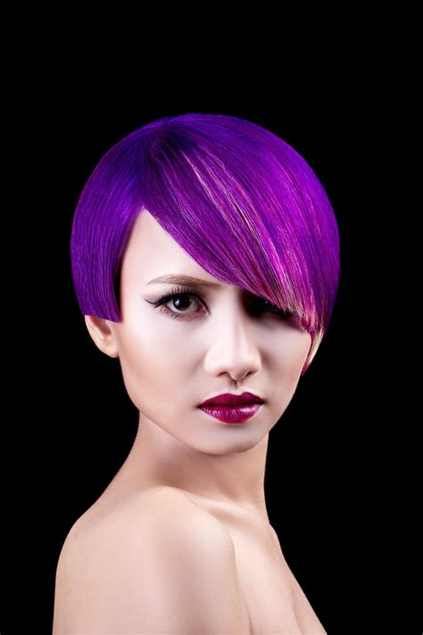 permanent purple hair color permanent purple hair dye that is nothing of spectacular