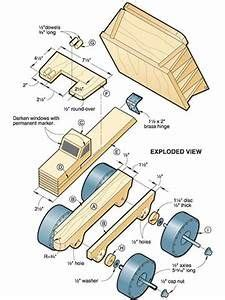 wood toy truck plans plans  doll houses