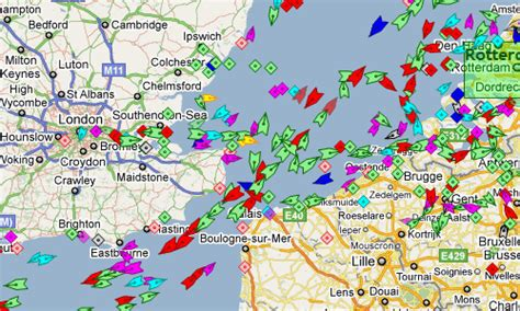 tracking boats english channel quickplug realtime ship tracking maps