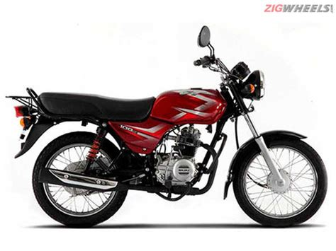 Boxer Modify Bike Pic by Bajaj Ct100b Commuter Bike Launched At Rs 30 990 The