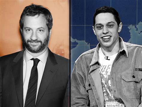 judd apatow next film pete davidson story to be judd apatow s next big project
