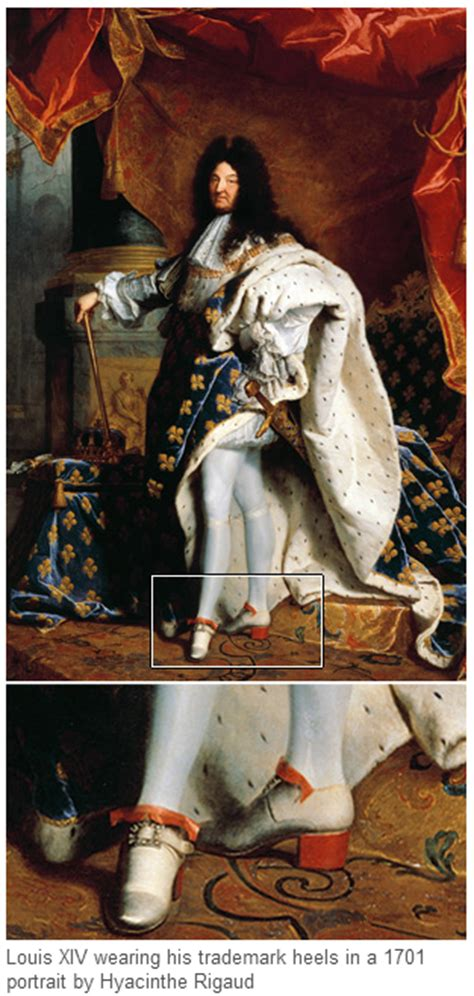 history of high heels from manly to the history of the high heel