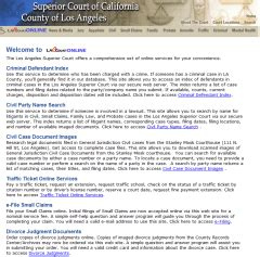 La County Court Search Los Angeles County Court Search County Court Search Lookup