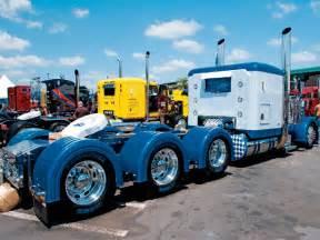 Big rig trucks custom semi trucks custom peterbilt semi trucks