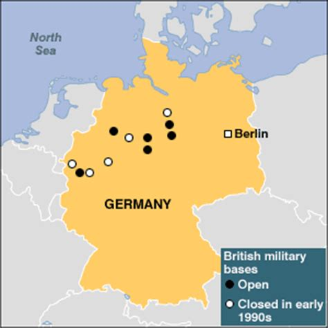 map us bases in germany news in maps