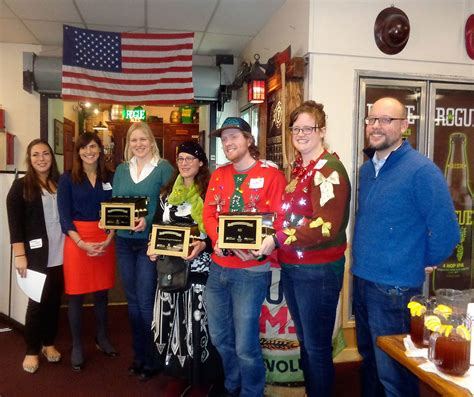 christmas tree recycling issaquah awards for sweaters recycling presented at issaquah chamber event issaquah reporter