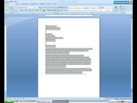 beatbox tutorial letters microsoft word 2007 business letter tutorial mp4