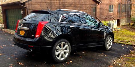 2014 Cadillac SRX AWD Premium : Review