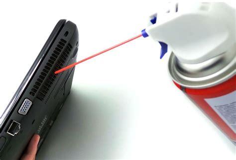Alat Pembersih Debu Laptop semprotan angin pembersih cara praktis membersihkan