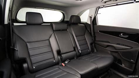 Kia Sportage Seating Kia Sorento 2015 Interior Image 57