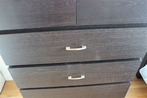 Installing Drawers by Diy How To Install Handles On Drawers Or Cabinets