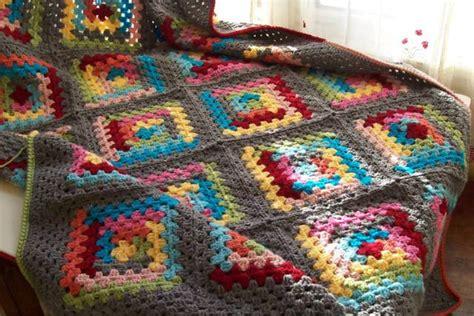 coperta uncinetto piastrelle coperta a uncinetto non con la classica mattonella tutorial