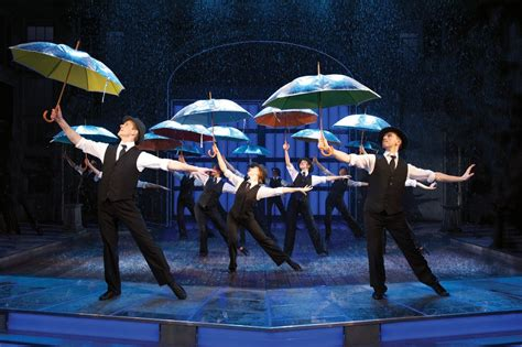 singing in the rain singin in the rain shiny thoughts
