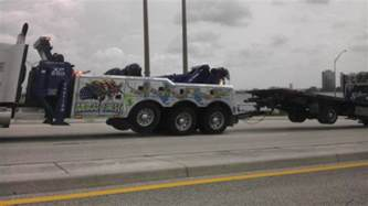 Tow Truck Towing by Photo Of A Tow Truck Towing A Tow Truck Business Insider