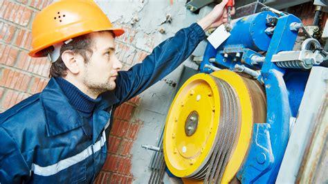 elevator installers repairers    move  veterans