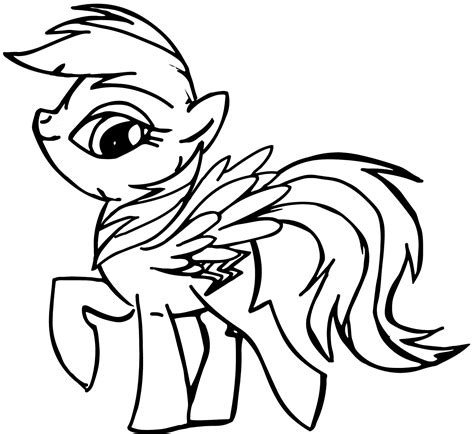 my little pony coloring pages spitfire mlp coloring wonderbolts spitfire coloring pages