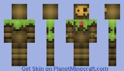 Planet Minecraft Papercraft - laputa robot with papercraft minecraft skin